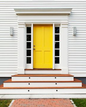 The Very Best OfFront Door Colors The Estate Of Things - Best front door colors