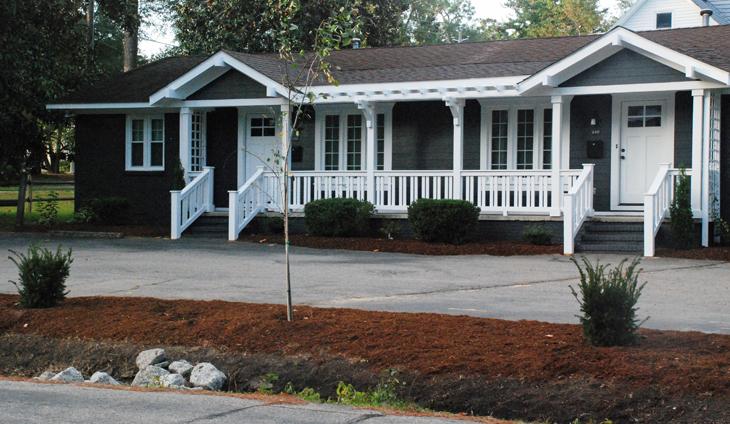 connecticut duplex whole house