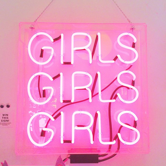girls neon sign Archives | The Estate of Things