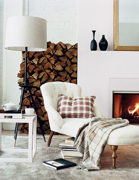 The Estate of Things chooses Forever Tartan from Domino