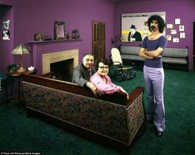 Frank Zappa has Parents too