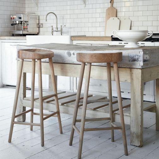 breadboard rustic kitchen