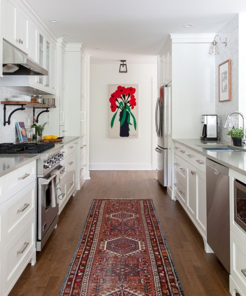 My Galley Kitchen Reno: The Estate Of Things