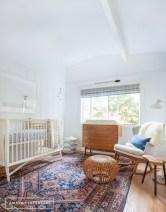 Amber Interiors Persian Nursery Southern California Casual design