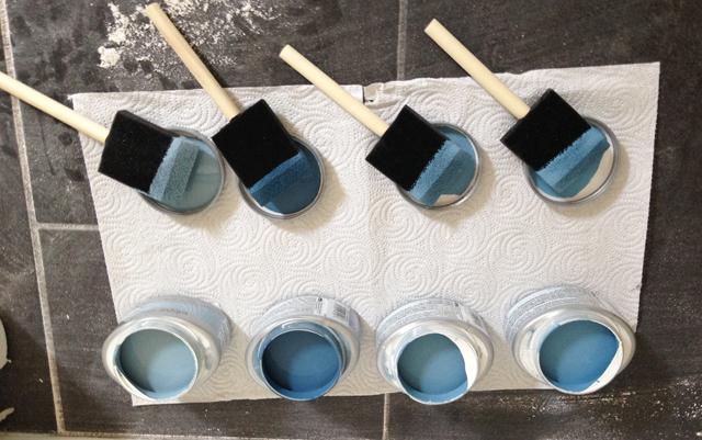 bennett paint samples
