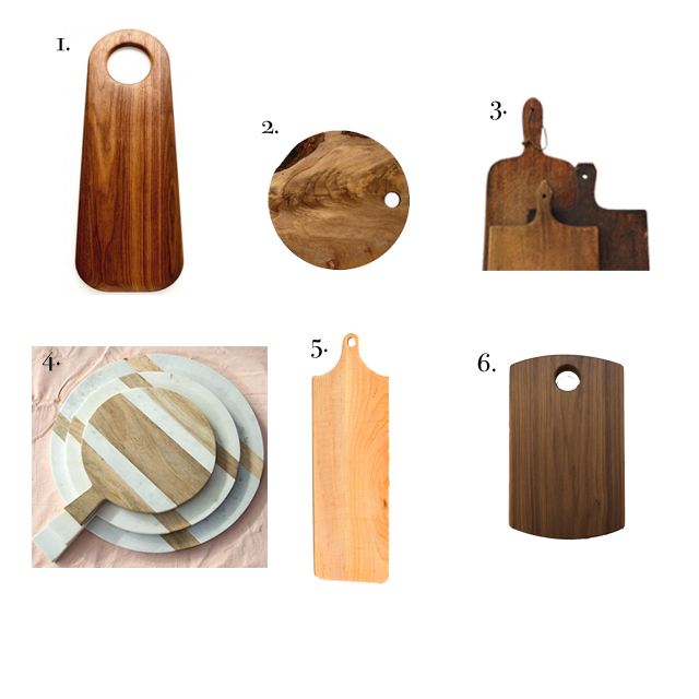 bread board roundup