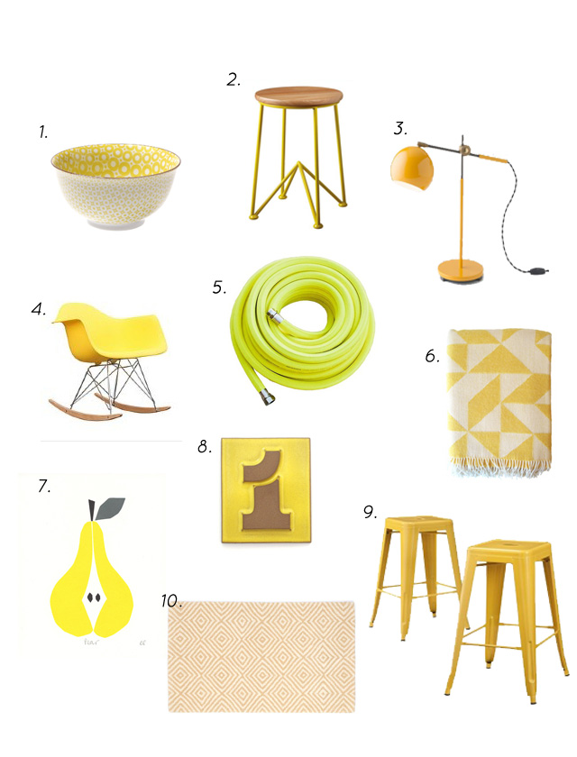 Yellow roundup