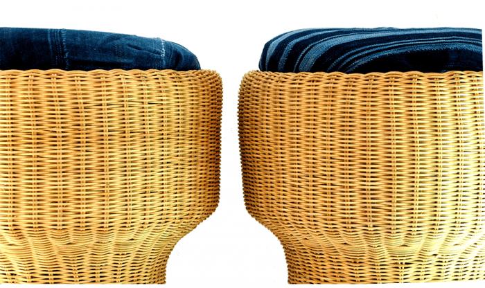 Eero Aarnio stools