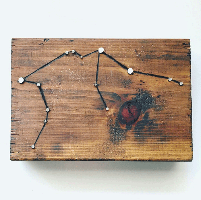Laurel-Wood-Gems-Constellation-on-Rustic-Wood