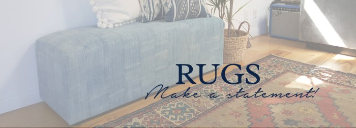 The Estate of Things RUGS