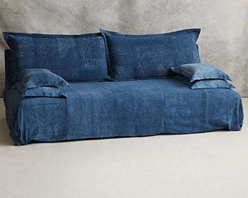 Charmant Anthro Batik Sofa