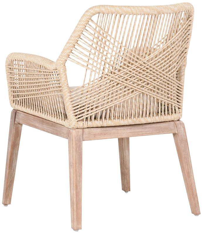 ... loom-arm-chair Woven Dining Chairs Becki Owens  sc 1 st  The Estate of Things & Woven Dining Chairs Becki Owens | The Estate of Things