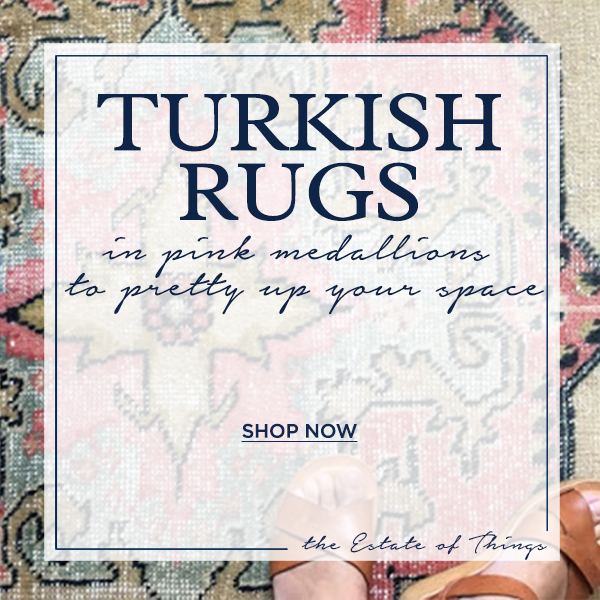 Need a Rug Refresh? We have Turkish Oushaks for You!