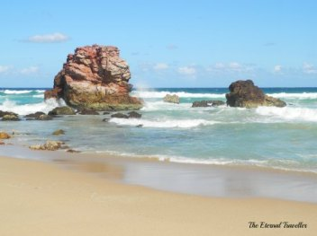 Red Rock Beach, New South Wales