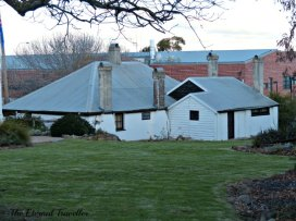 Patrick Taylor's cottage, oldest home in WA, 1832