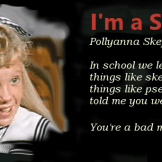 Pollyanna Skeptic bad man - Copy