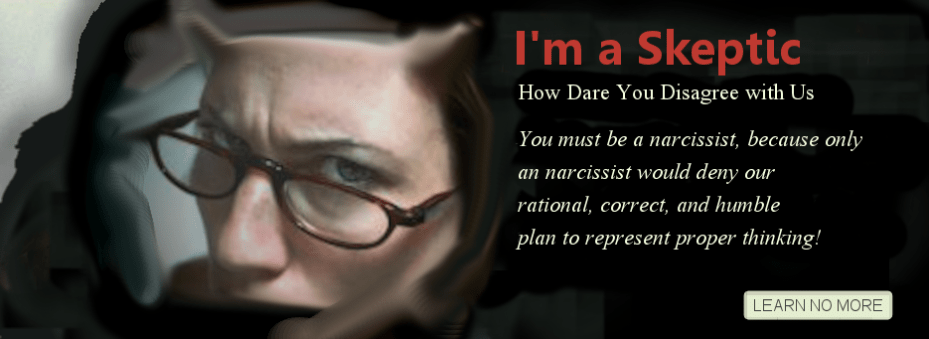 Oh, Those Darned Narcissists | The Ethical Skeptic