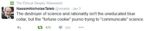 fortune cookie journalism