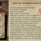 Dr. Randmer's Amazing Skeptic Snake Oil - Copy