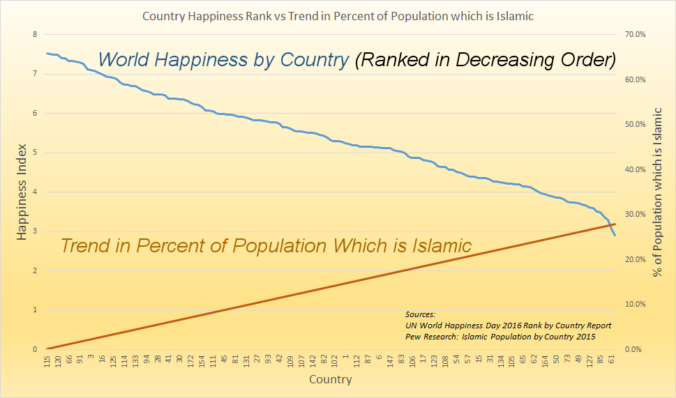 World Happiness and Islam