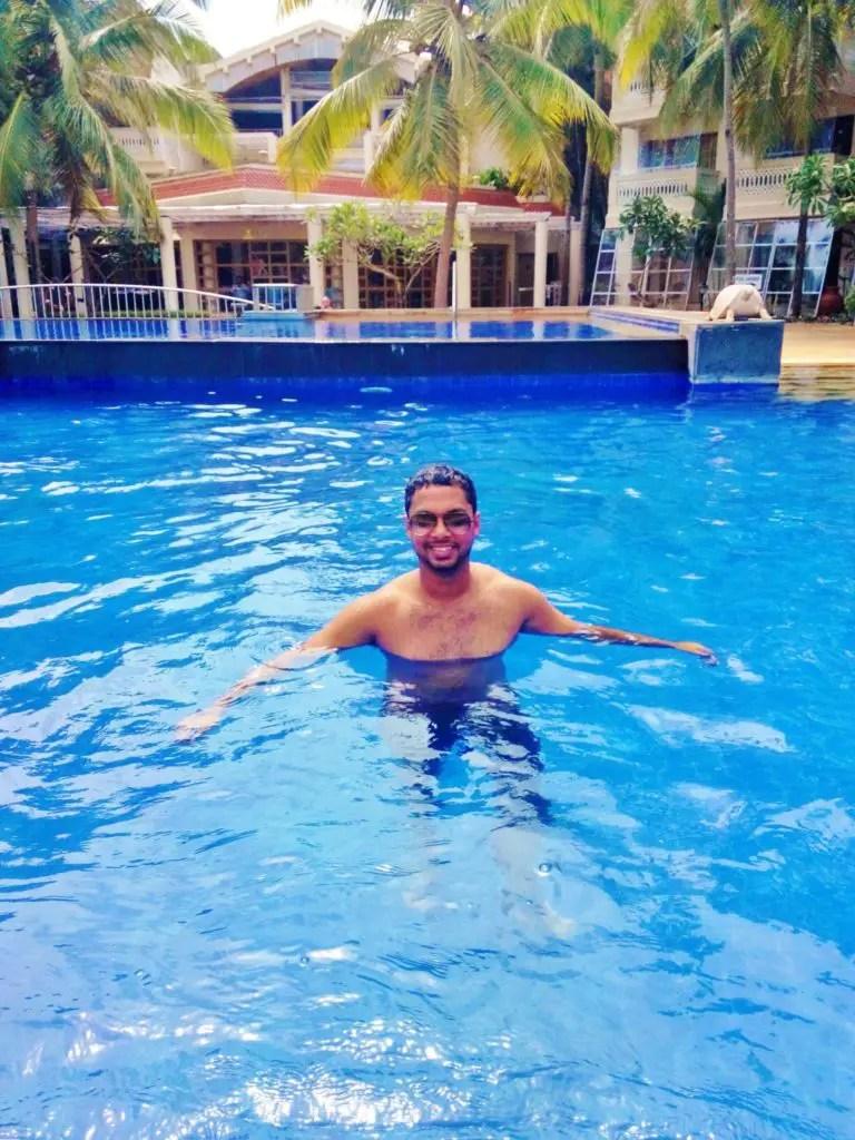 Weekend in Goa Club Mahindra Varca