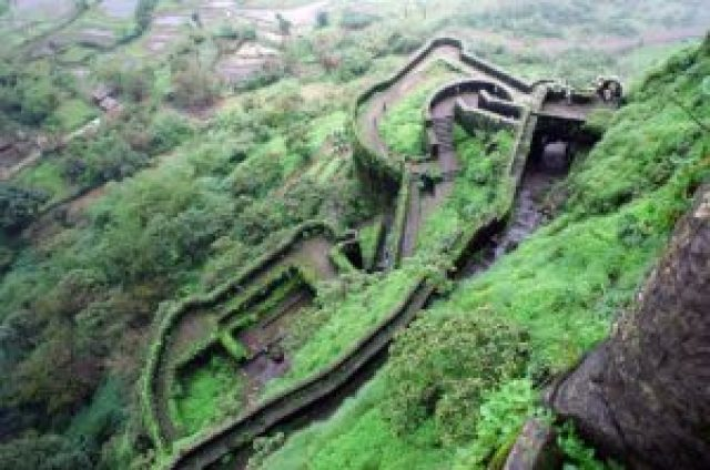 Lohegad Fort weekend in Lonavala