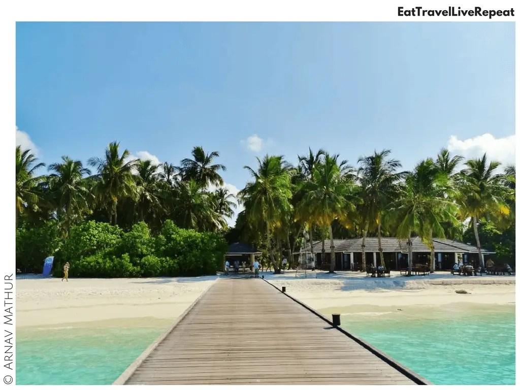 Sun Island Resort and Spa Maldives Welcome