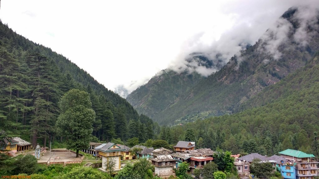 Kheerganga Himachal Pradesh