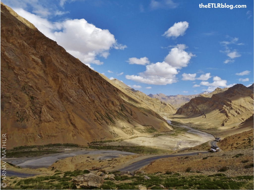 Ladakh your Instagram favorite destination - Roads