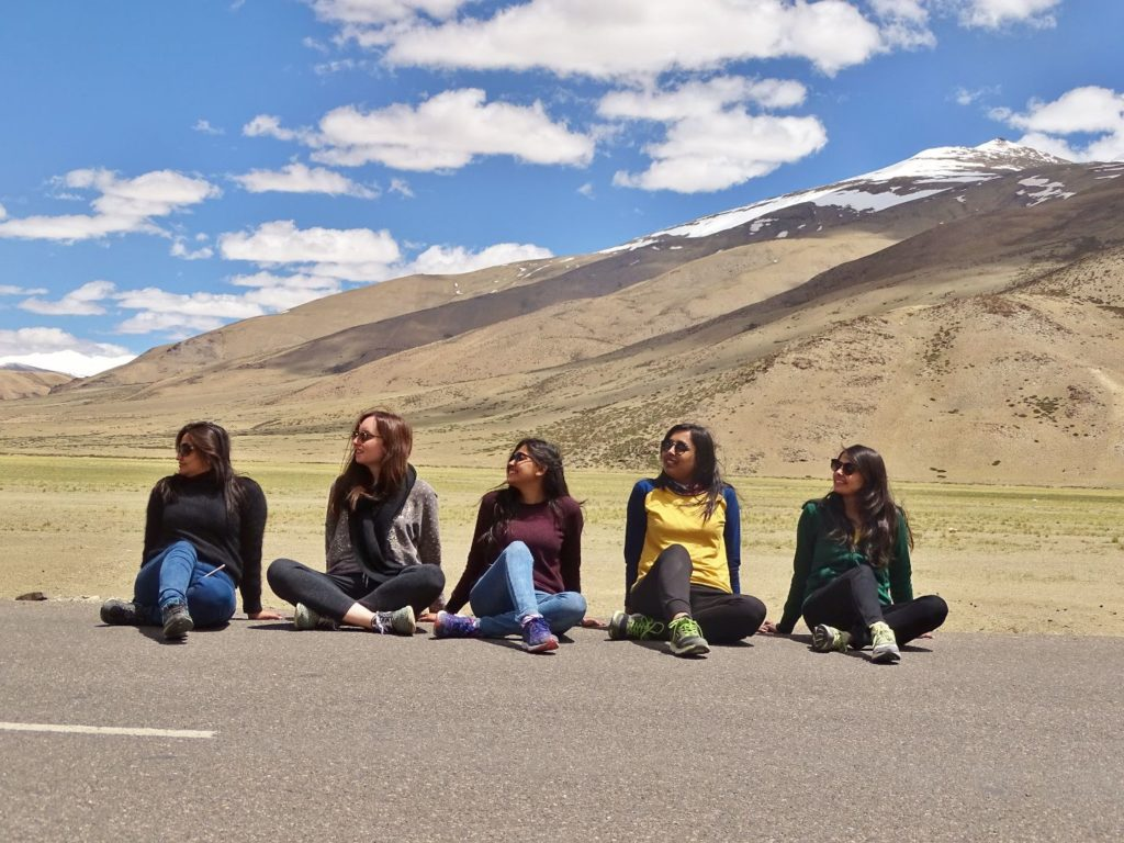 Ladakh your Instagram favorite destination - girls