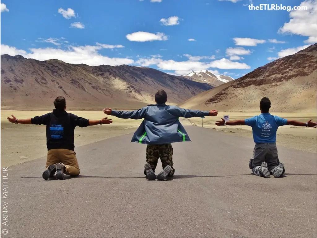 Ladakh your Instagram favorite destination - guys