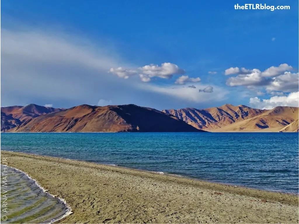 Ladakh your Instagram favorite destination - Pangong Tso