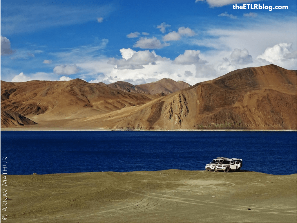 Ladakh your Instagram favorite destination - Painting