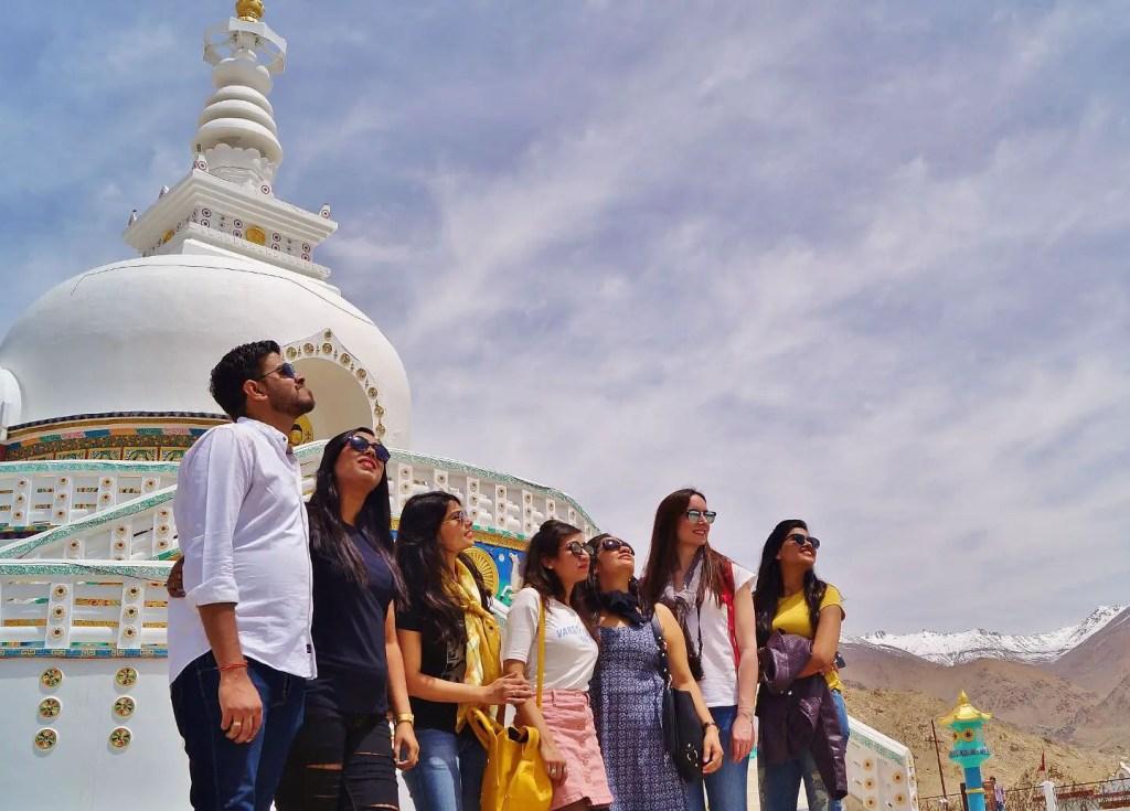 Ladakh your Instagram favorite destination