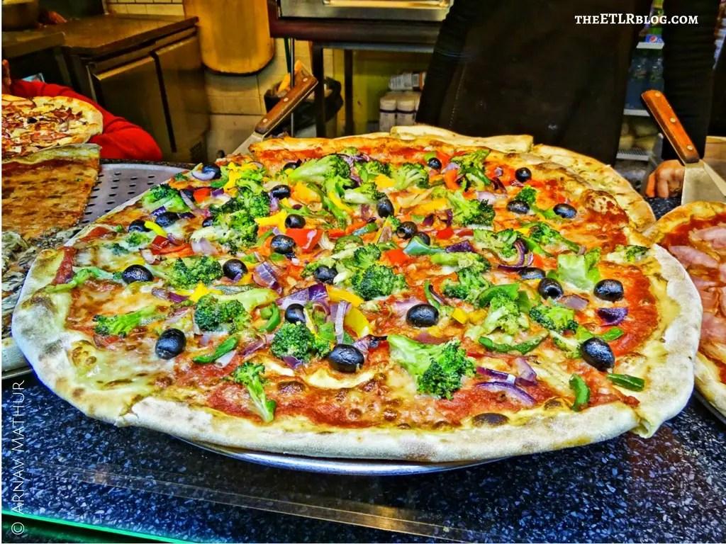Pizza Prague Europe