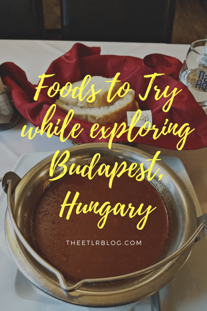 The Quintessential Budapest Food Guide Hungary #Travel #EatTravelLiveRepeat #Europe #Hungary #Budapest