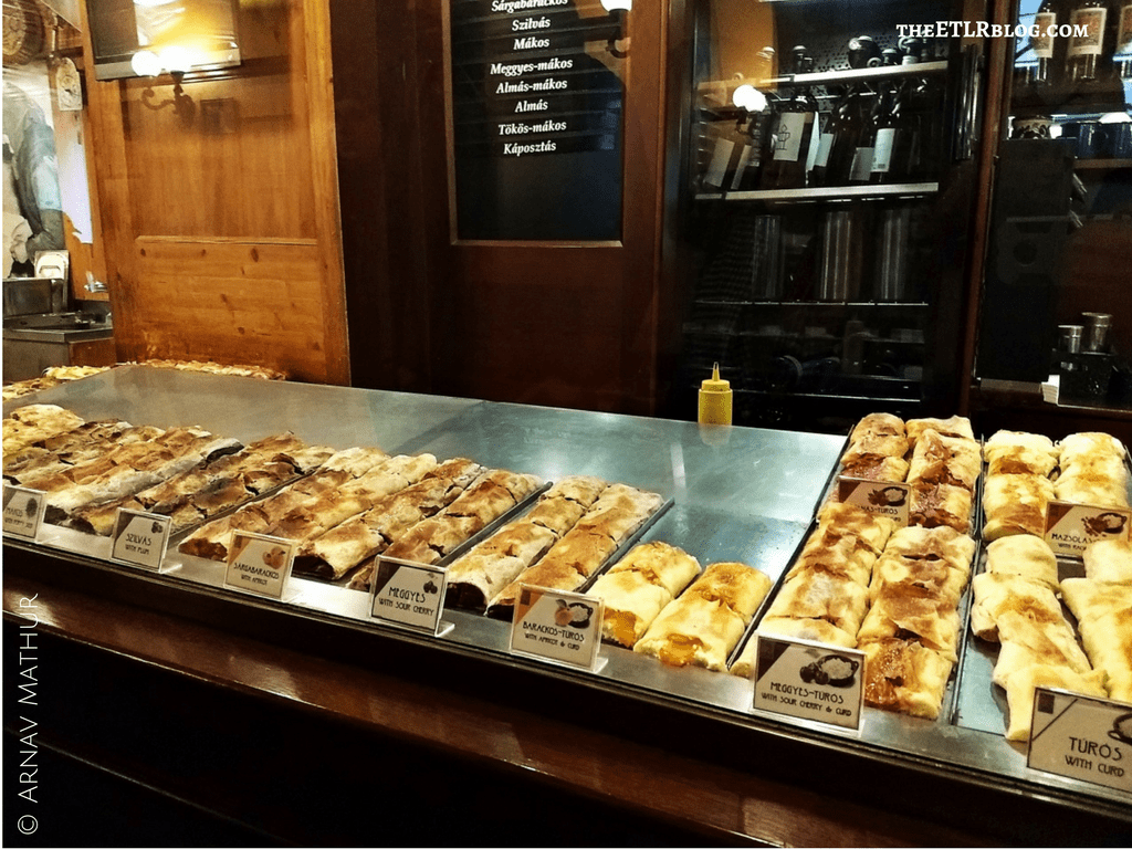 The Quintessential Budapest Food Guide Hungary Strudels