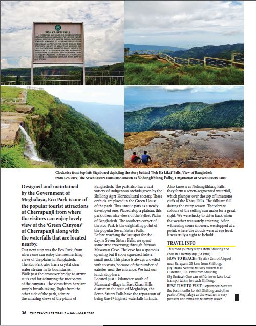 Meghalaya Roadtrip ETLR With Arnav