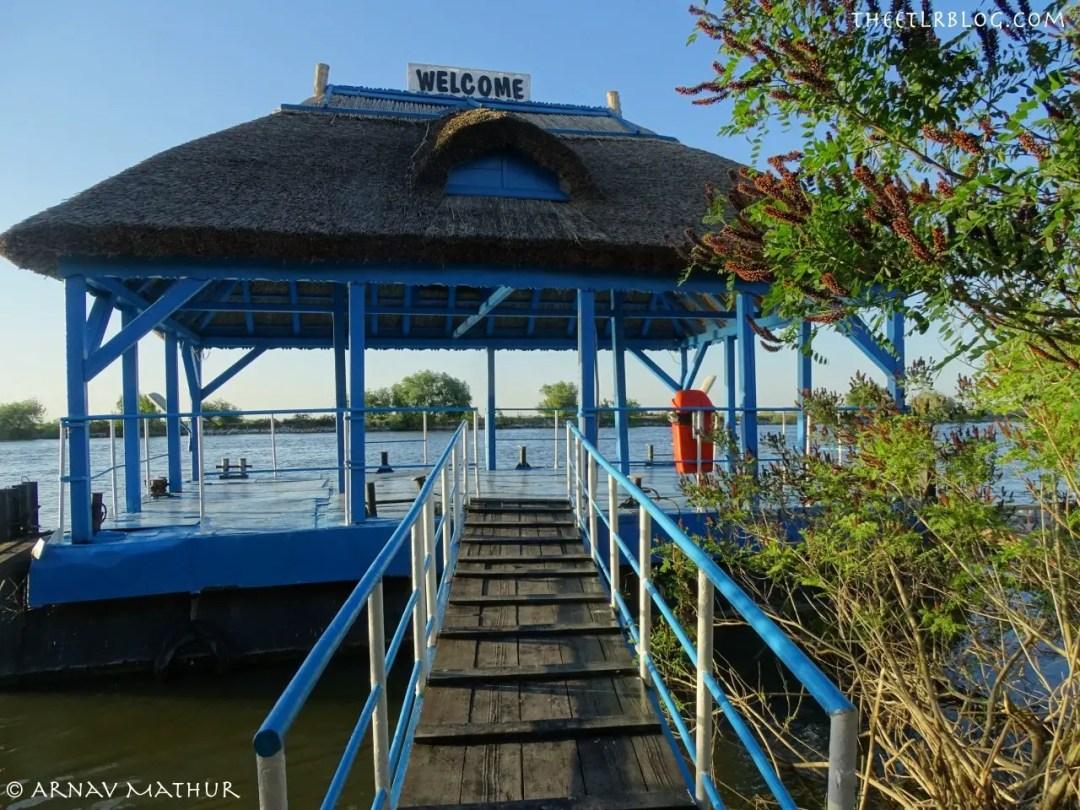 accommodation Danube Delta Romania theETLRblog