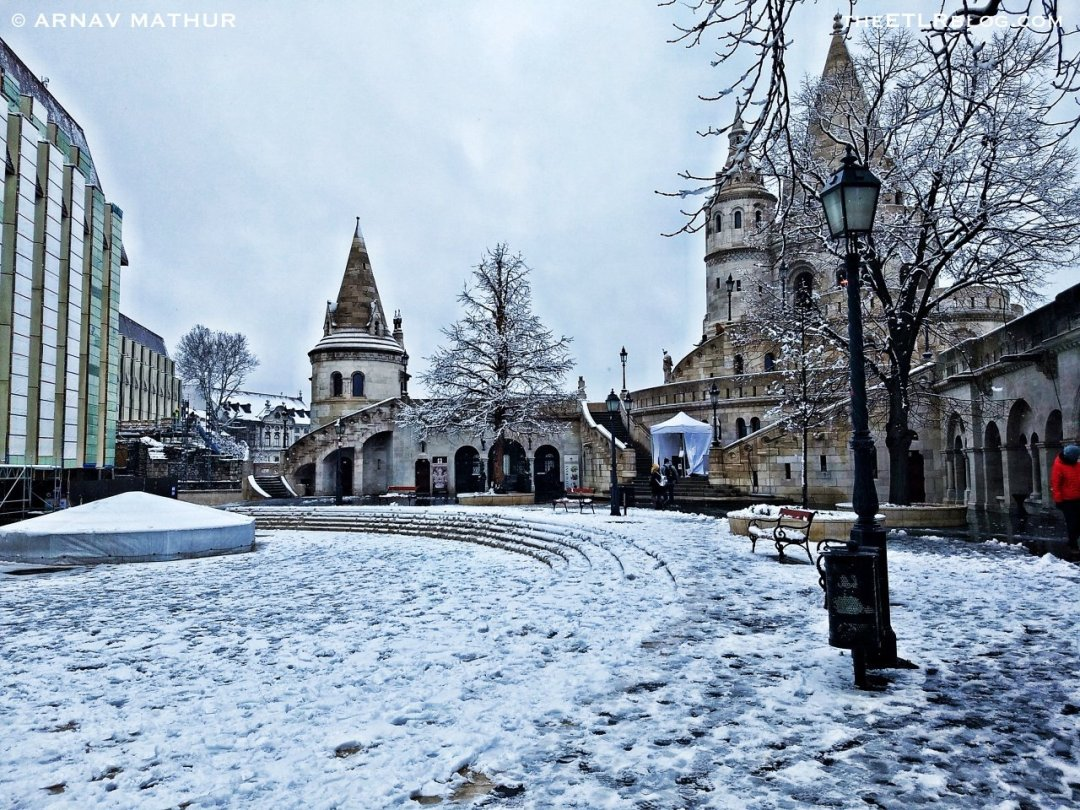 fisherman bastion_Budapest City Guide_theETLRblog