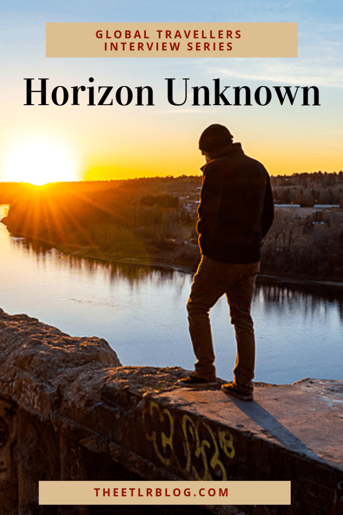 The Global Travellers Interview Series | Ben | Horizon Unknown | Eat Travel Live Repeat #Travel #Interviews #Influencer