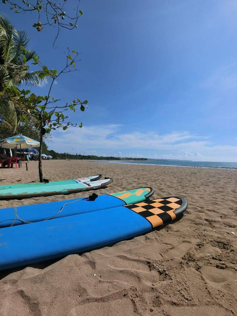Best Things To Do in Bali - Surfing Kuta Beach