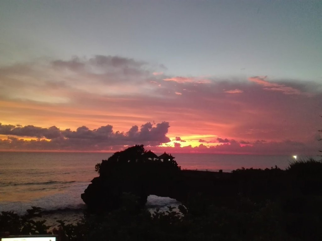 Top Things To Do in Bali - Sunsets at Tanha Lot