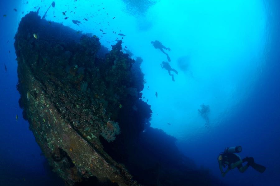 Top Things To Do in Bali - USS Liberty Wreck Dive