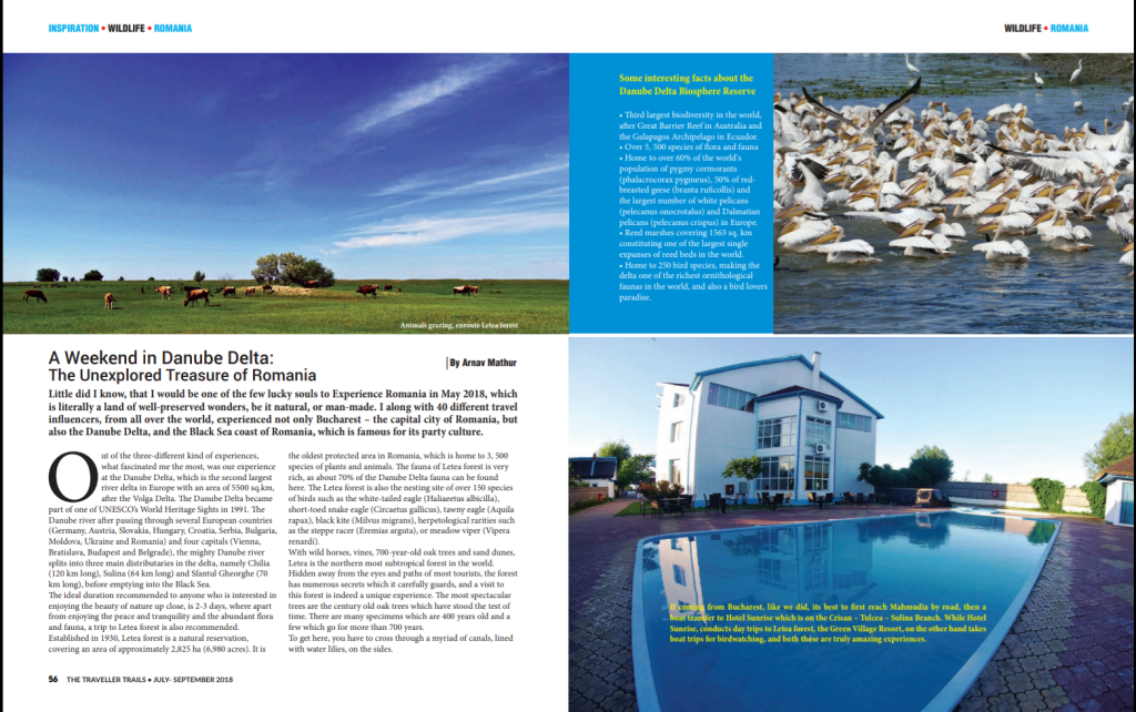 Experience Romania ETLR Print Danube Delta 01