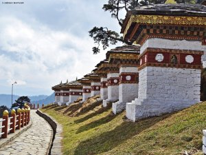 Bhutan Travel Diaries | A Photo Blog by Arnav Mathur