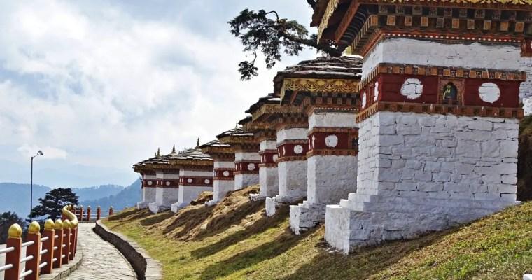 Bhutan Travel Diaries | A Photo Blog