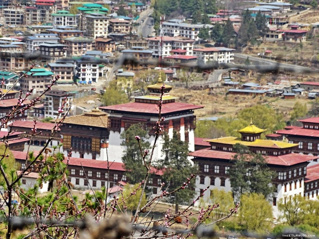 Tashichho Dzong - 7 Day Road Trip to Bhutan