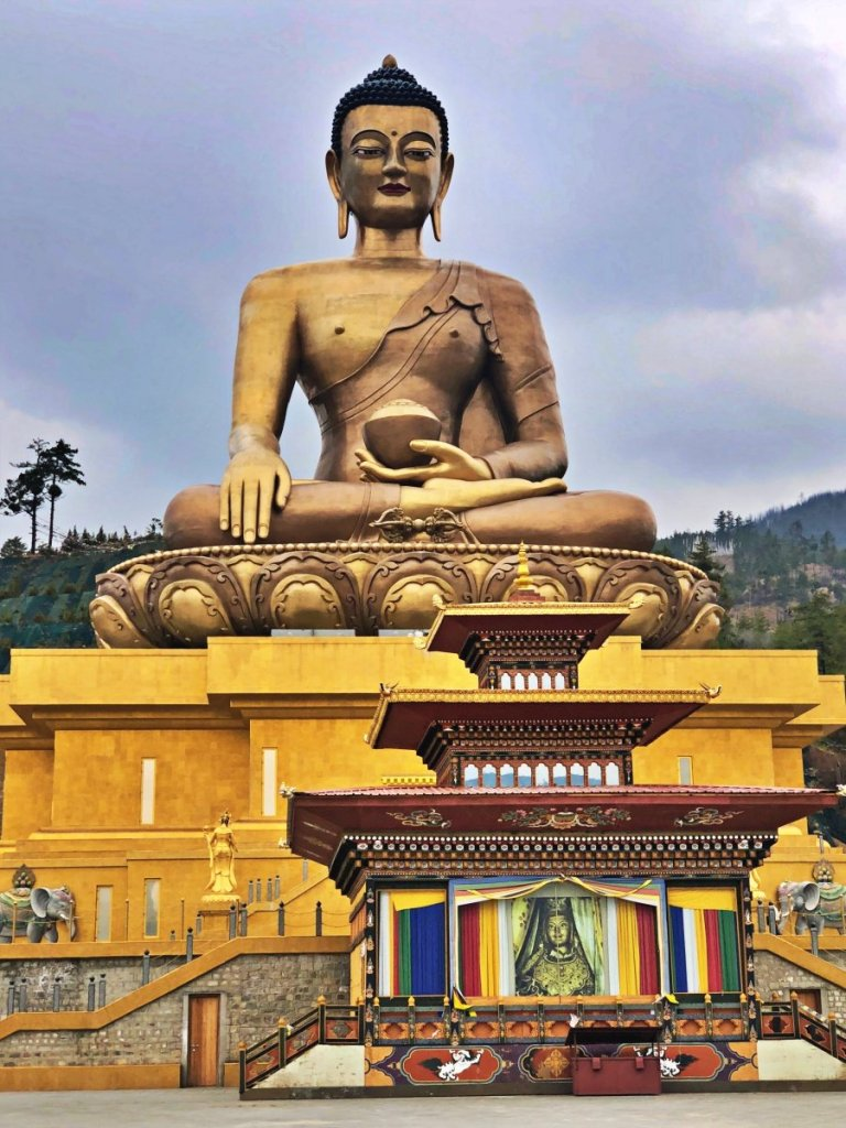 Buddha Dordenma | Eat Travel Live Repeat