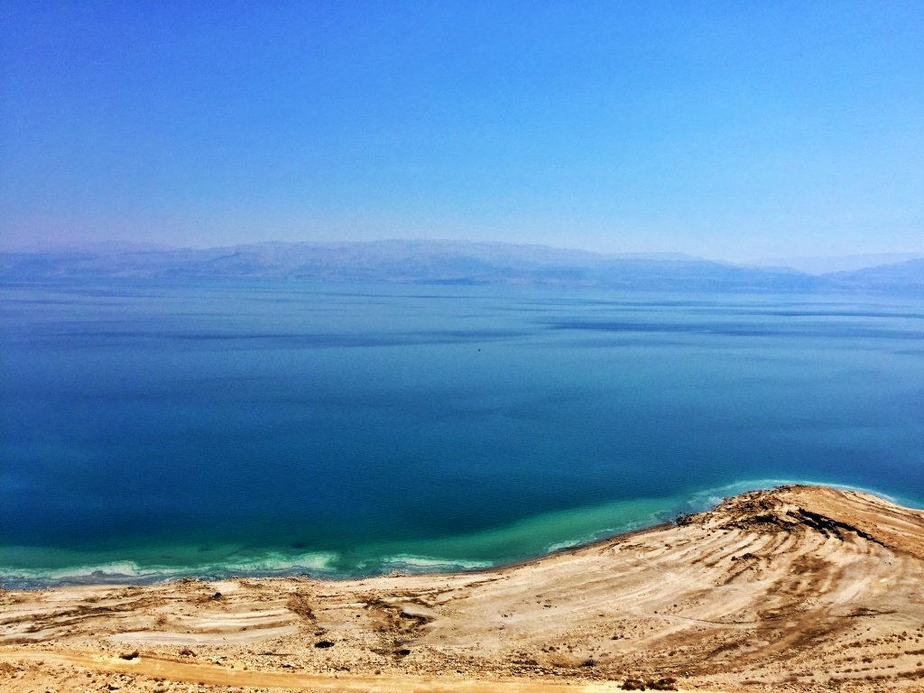 Dead Sea 7 Day Israel Itinerary